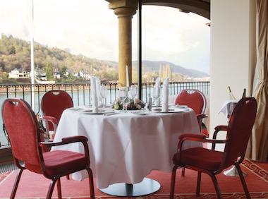 Restaurant Rheinblick