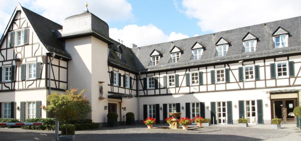 Hotel Mit Rheinblick Koln